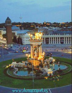 Barcelona es una ciudad que enamora. ¿Quieres visitarla?