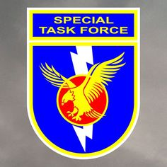 Crime Enforcement Task Force logo. Chapter 7.