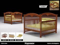 My Sims 3 Blog: New Nursery Set by Koposov