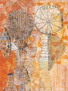 Image result for handmade paper collage on canvas by eva isaksen