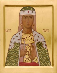 Over 600 hand-painted Orthodox icons to order from the Catalog of St Elisabeth Convent. Commission a painted icon of Christ, the Mother of God, Orthodox saints and Feasts Byzantine Icons, Byzantine Art, Religious Icons, Religious Art, Russian Icons, Religious Paintings, Best Icons, Orthodox Icons, Angels