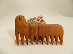 Caterpiller - Beard comb by balintARTline on Etsy Wooden Jewelry, Unique Jewelry, Handmade Gifts, Etsy, Vintage, Kid Craft Gifts, Craft Gifts, Costume Jewelry, Vintage Comics