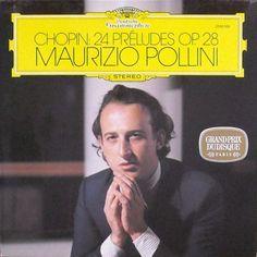 Music is the Best: Maurizio Pollini – Chopin 24 Preludes Op. 28 – stu...