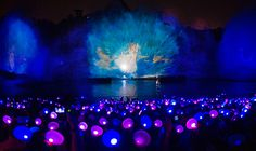 Glow with the Show Fantasmic at Hollywood Studios!