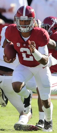 Jalen Hurts Alabama Quarterback