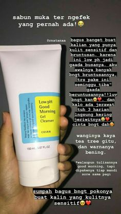 Skin Care Routine Steps, Skin Care Tips, Facial Wash, Face Skin Care, Skin Care Regimen, Skin Makeup, Body Care, Make Up, Cosrx