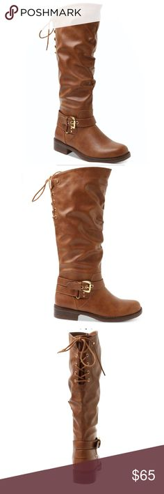 36d00e7e0a10 XOXO Woman s Montclair Riding Boots-9 1 2 NWT Change things up in an
