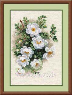 Купить наборы для вышивания крестом набросок розы design crafts купить в самаре цветы аморалис иадениум тучный