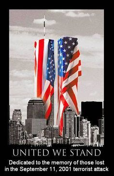 NEVER FORGET. EVER. 9/11 <3