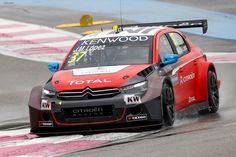 Сезон FIA WTCC начался с победы Citroen