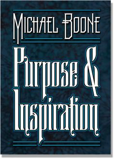 Letterform Design Font LHF Blackstone 2 with LHF Sanborn Thin / Michael Boone - Purpose & Inspiration / Stylized Roman Fonts, Roman Period Fonts