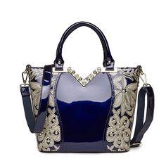 42.42$  Watch now - http://alim9d.worldwells.pw/go.php?t=32776949487 - Fashion women Bag leather bag lady handbag shoulder messenger bag brand in  occidental style 32*13*20cm 42.42$