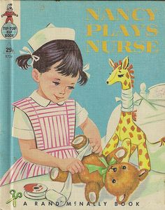 Nancy Play's Nurse