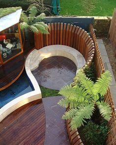 . cabbagerose: 14-forum granada... Contemporary garden patio living home decor gardens plants flowers diy outdoor house modern inspiration