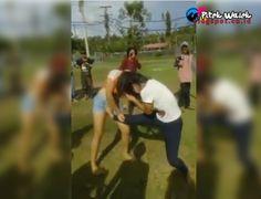 Video Cewek ABG Bali Adu Jotos Jadi Viral di Media Sosial