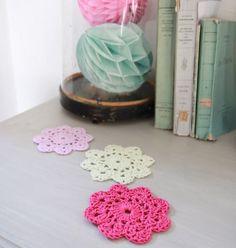DIY au crochet - Les Petits Ateliers de Pouce et Lina