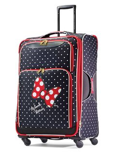 d431b01d47fa Minnie Mouse Red Bow Softside Spinner