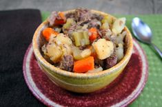Crockpot Yankee Pot Roast