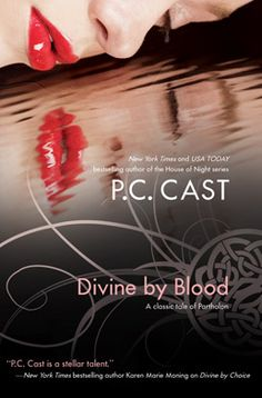Divine By Blood Completely different from the first two. Follows a different set of characters more closely then original books. Still verry good!