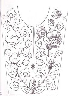 Marvelous Crewel Embroidery Long Short Soft Shading In Colors Ideas. Enchanting Crewel Embroidery Long Short Soft Shading In Colors Ideas. Mexican Embroidery, Hungarian Embroidery, Crewel Embroidery, Hand Embroidery Patterns, Embroidery Applique, Cross Stitch Embroidery, Machine Embroidery, Embroidery Techniques, Fabric Painting