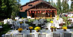 Lake Tahoe Weddings at Granlibakken 725 Granlibakken Road  Tahoe City, CA 96145
