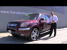 2008 honda pilot engine upgrades