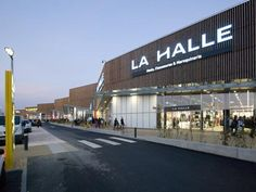 retail park architecture - Google Search
