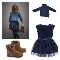 GIRLS LOOK !!! Dress by Lebig - Jacket by NuNuNu - Shoes by MoMiNo