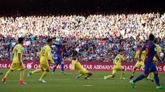 Més Que un Club: Messi Dua Gol, Barcelona Taklukkan Villarreal 4-1