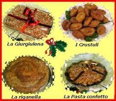 dolci del Natale in Calabria