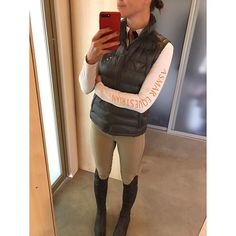 The most important role of equestrian clothing is for security Although horses can be trained they can be unforeseeable when provoked. Riders are susceptible while riding and handling horses, espec… Equestrian Boots, Equestrian Outfits, Equestrian Style, Equestrian Fashion, Riding Hats, Horse Riding, Dressage, Tall Boots Outfit, Jumper