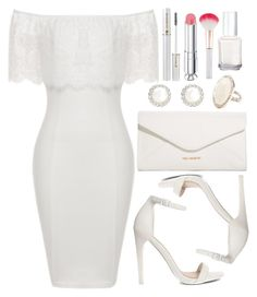 """""""Untitled #3761"""" by natalyasidunova ❤ liked on Polyvore featuring ASOS, Vera Bradley, Snö Of Sweden, Charlotte Russe, Essie, Lancôme, Christian Dior and Accessorize"""