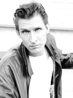 My  50's greaser look. By: Kevin P. (KJP Photography)