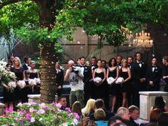 Jared at jensen wedding ceremony - jared-padalecki Photo