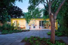 Richard Rogers' Wimbledon House is restored as a residency space