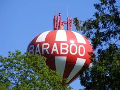 Baraboo, WI, USA Where,y mom grew up.  I loved it up there