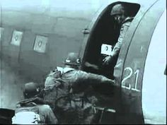 June 5 1944 Jake McNiece and the Filthy Thirteen.