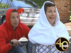 andy samberg as et. cannot stop laughing.