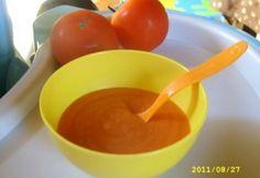 Paradicsomos burgonya csirkehússal babáknak Fondue, Cheese, Fruit, Ethnic Recipes
