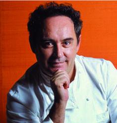 Ferran Adrià, ambaixador de la Ruta del Xató 1998-1999