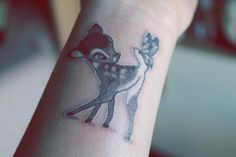 bambi outlined
