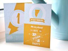 Our boy's 1st birthday cards by Renato Pequito
