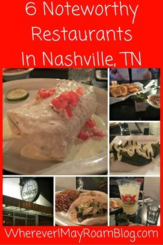 No matter how you slice it, Nashville, Tennessee is one foodie delight! My family has tried and true favorites that we always go for as well as trying out new eateries all the time. The city is bursting with deliciousness!