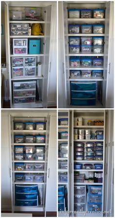 Imagine a Tupper-craft cupboard!!