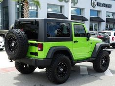 2013 Jeep Wrangler Rubicon  $35,902 http://www.iseecars.com/used-cars/used-jeep-for-sale