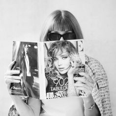 Anna Wintour, Editor and Chief for Vouge