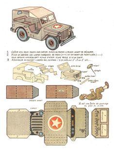 All sizes | Copie de une jeep | Flickr - Photo Sharing!