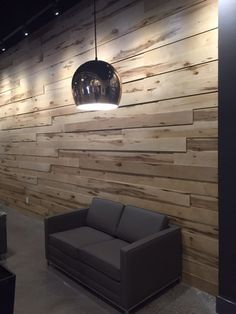 rustic veneer feature wall at cafe installation by rgawoodworkingcom 2016