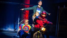 'The Lightning Thief: The Percy Jackson Musical' Heads To Broadway For Limited Engagement Broadway Theatre, Musical Theatre, Broadway Shows, Musicals Broadway, The Lightning Thief Musical, Percy Jackson Musical, Michael In The Bathroom, Daughter Of Poseidon, Theatre Problems