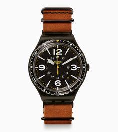 Swatch YWB402 Special Unit